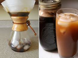 delicious ice coffee