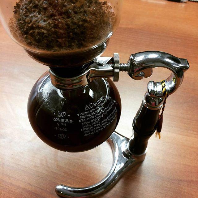 虹吸式咖啡 Siphon